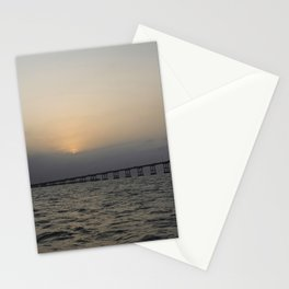 Queen Isabella Causeway Sunset Stationery Cards