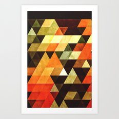 Syvynty Art Print