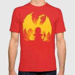Charizard Evolution T-shirt