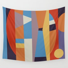 Abstract I Wall Tapestry
