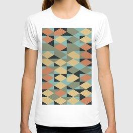 Abstract Geometric Artwork 50 T-shirt