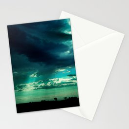 Morning Storm-Iowa Stationery Cards