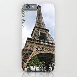 La Tour Eiffel iPhone Case