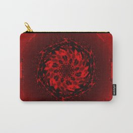 Red orbiting star Carry-All Pouch