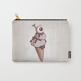 Zombice Cream Carry-All Pouch