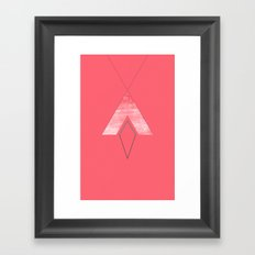 The Fox's Den Framed Art Print