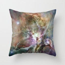 Orion Nebula 2 Throw Pillow