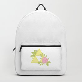 Garden of Power, Wisdom and Courage Backpack