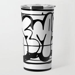 Deme 5 Graffiti Van Travel Mug