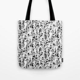 The people Tote Bag