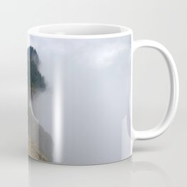 Half a View of the Columbia Gorge Coffee Mug
