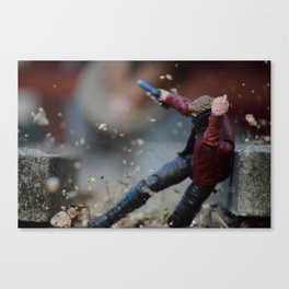 Starlord dodge Canvas Print
