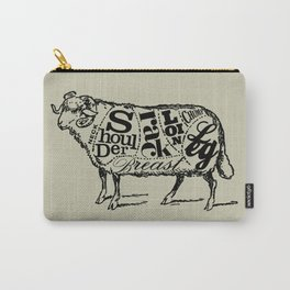 Mutton Cuts Carry-All Pouch