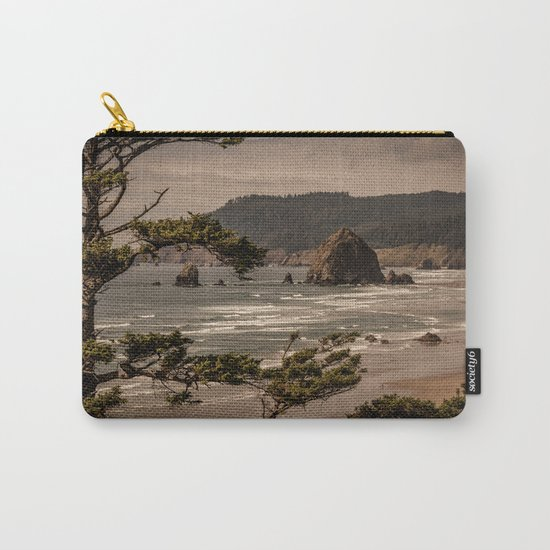 Pacific Summer Carry-All Pouch