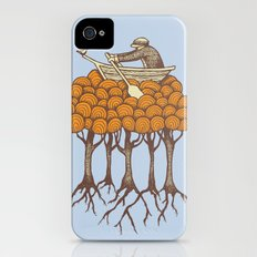 Sailing the High Trees Slim Case iPhone (4, 4s)