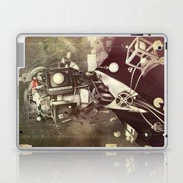 Portrait of nostalgia Laptop & iPad Skin
