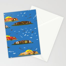 Uluru4 Stationery Cards