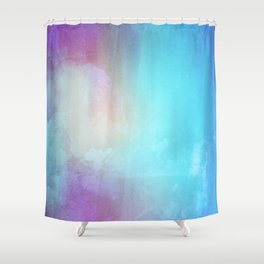 Dream - Watercolor Painting Shower Curtain