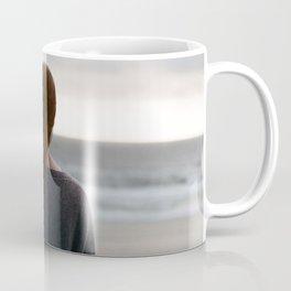 Windy Hair Coffee Mug