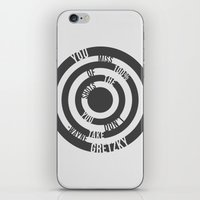 the 100 iPhone & iPod Skins featuring 100% by Megan Matsuoka