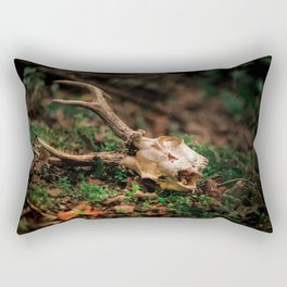 HUNTING SEASON IS OVER. Rectangular Pillow