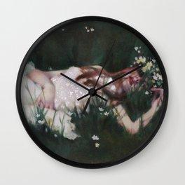 """""""Dearest Reverie"""" Wall Clock"""