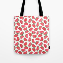 Watermelons by Rachel Whitehurst Tote Bag