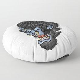 Gorilla Floor Pillow