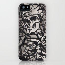 ...static (Ellipsis series) iPhone Case