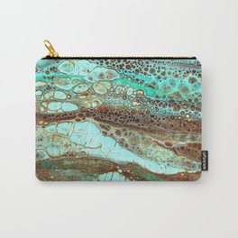 Abstract Annemarie Carry-All Pouch