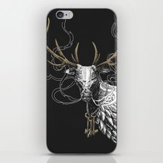 Oh Deer! Light version iPhone & iPod Skin