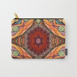 mandala#31 Carry-All Pouch
