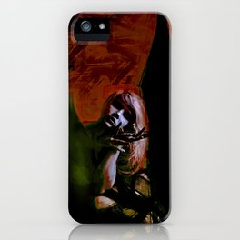 Shadow Comfort iPhone Case