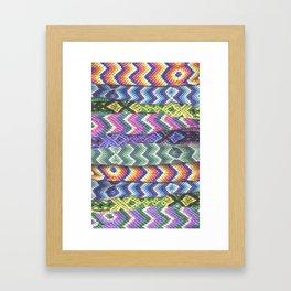 Friends Forever Framed Art Print
