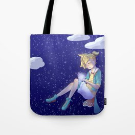 Kagamine Len - Satisfaction Tote Bag