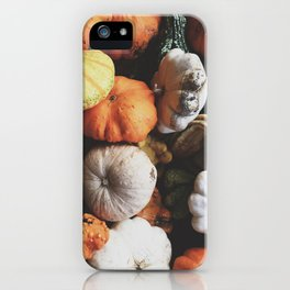 Scottsville in the Fall iPhone Case