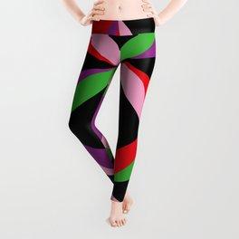 Eyes, Prisms, Colors. Leggings