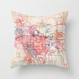 Spokane Valley Washington WA  Throw Pillow