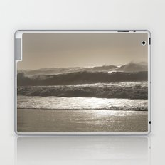 Shining Waves Laptop & iPad Skin
