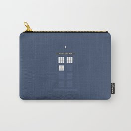 Tardis ( Doctor Who ) Carry-All Pouch