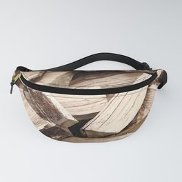 Firewood Fanny Pack