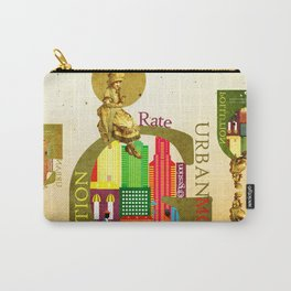 Live in the city 4 Carry-All Pouch