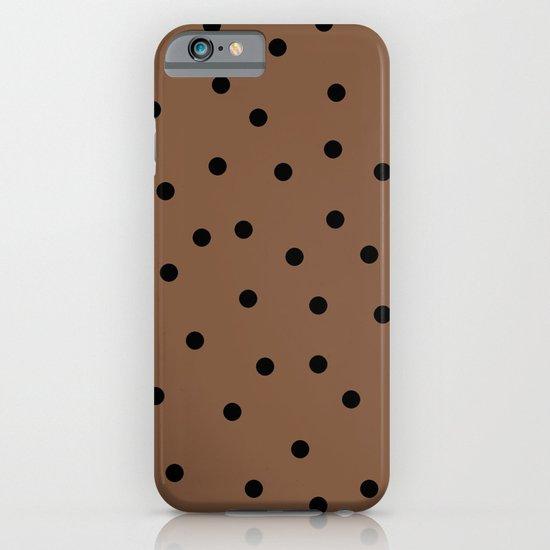 Chocolate Chocolate Chip iPhone & iPod Case