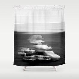 Do you even drift bro? Shower Curtain