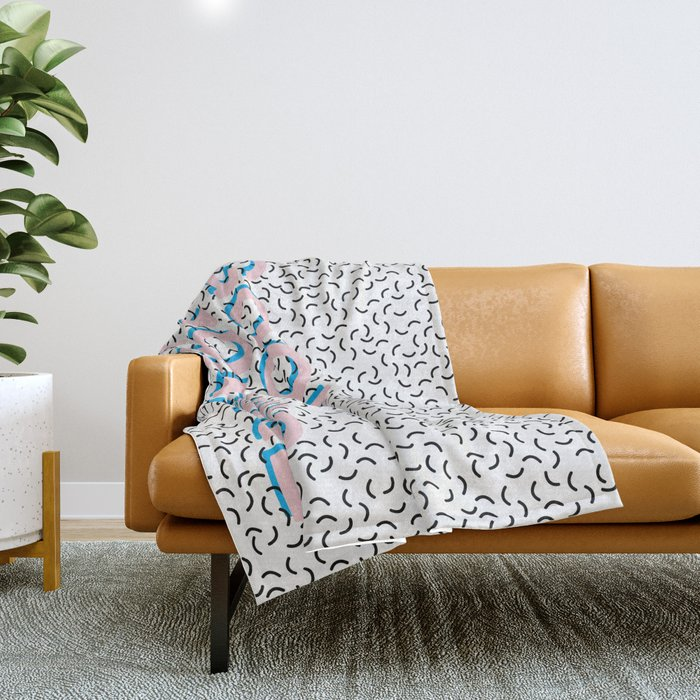 Rise and Shine Throw Blanket