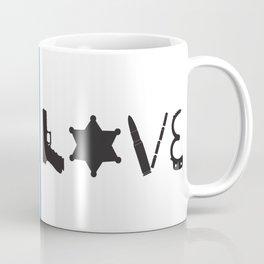 Love Deputy Sheriff Coffee Mug