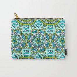 Gren Boho Pattern Carry-All Pouch
