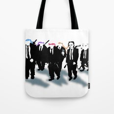 Reservoir Turtles Tote Bag