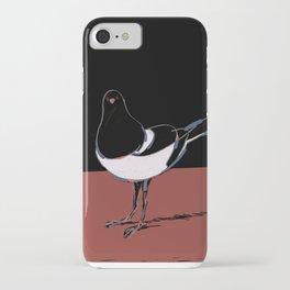Magpie iPhone Case