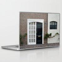 door Laptop & iPad Skins featuring Door by Marieken